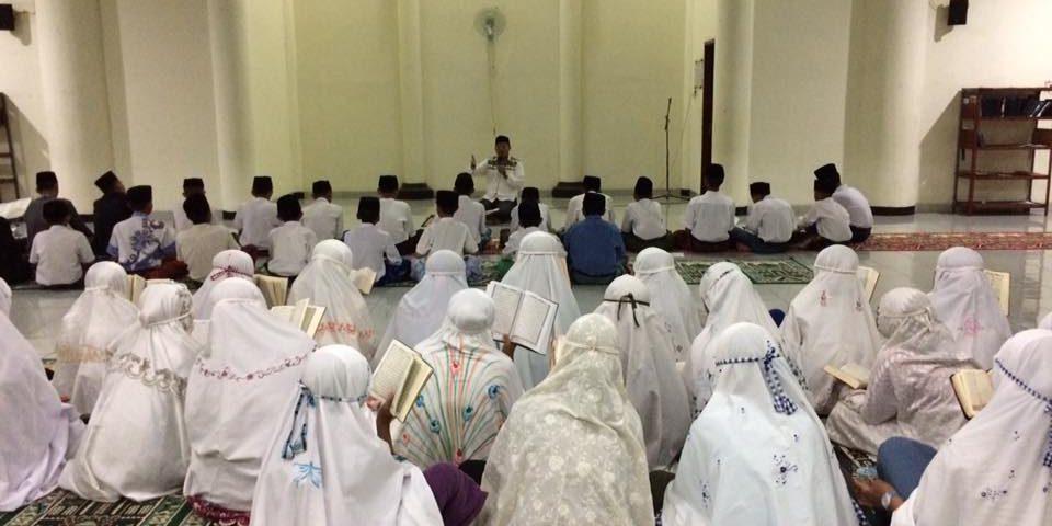 Pelatihan Qiro`ah oleh Qori Nasional