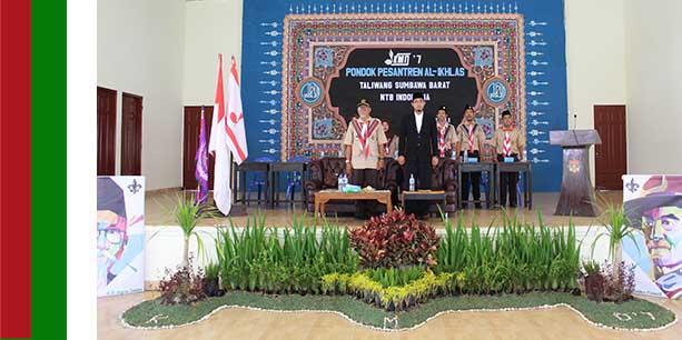 KMD Al-Ikhlas Taliwang ke-7