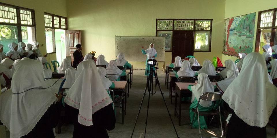 Praktek Mengajar